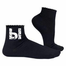 Женские носки Ы