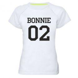 Жіноча спортивна футболка Bonnie 02