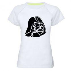 Женская спортивная футболка Darth Vader - FatLine