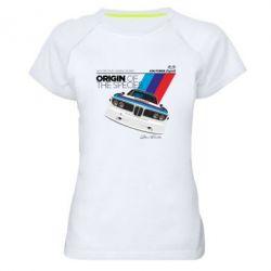 Женская спортивная футболка Jon Forde Legends - FatLine