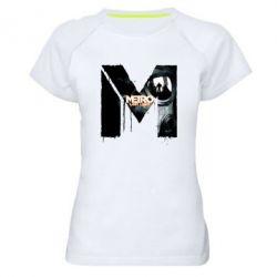 Купить Женская спортивная футболка Last Light, FatLine
