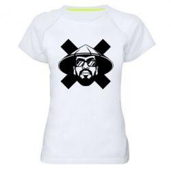Женская спортивная футболка MiyaGi [Λ S Λ T Λ]