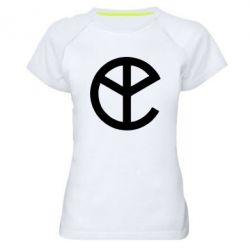 Женская спортивная футболка Pacific Trap