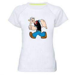 Женская спортивная футболка Papay - FatLine
