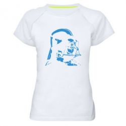 Жіноча спортивна футболка STAR WARS2 - FatLine