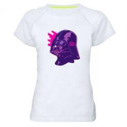 Женская спортивная футболка The Dark Side Art - FatLine