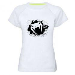 Женская спортивная футболка Venum Art