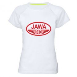 Жіноча спортивна футболка Ява