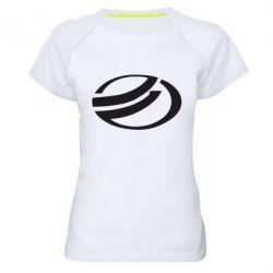 Женская спортивная футболка ZAZ - FatLine
