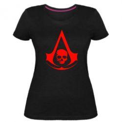 Жіноча стрейчева футболка Assassin's Creed Misfit