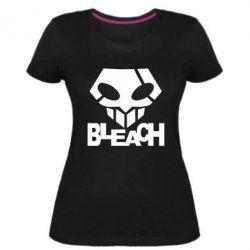Жіноча стрейчева футболка Bleach