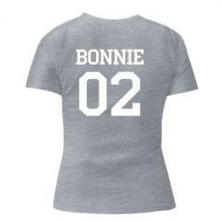 Жіноча стрейчева футболка Bonnie 02