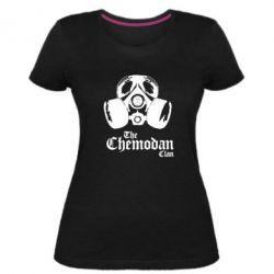 Жіноча стрейчева футболка Chemodan