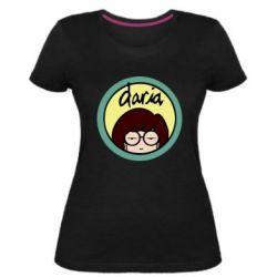 Жіноча стрейчева футболка Daria