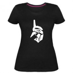 Жіноча стрейчева футболка Євангеліо