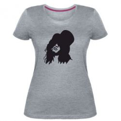Жіноча стрейчева футболка Guns n' Roses Слеш