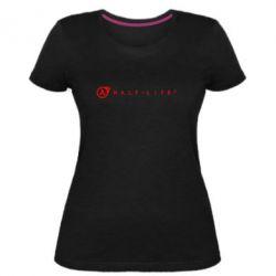 Жіноча стрейчева футболка Half-Life 2