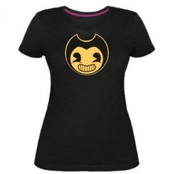 Жіноча стрейчева футболка Head Bendy