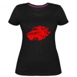 Жіноча стрейчева футболка Jeep