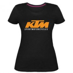 Жіноча стрейчева футболка KTM Sportmotorcycles