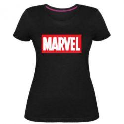 Жіноча стрейчева футболка MARVEL