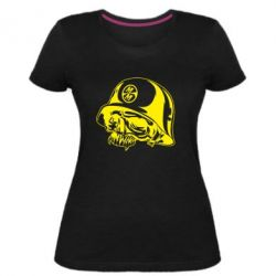 Купить ROCK, Женская стрейчевая футболка Metal Mulisha, FatLine