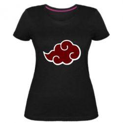Жіноча стрейчева футболка Naruto