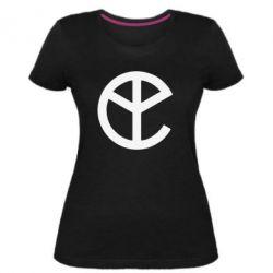 Жіноча стрейчева футболка Pacific Trap