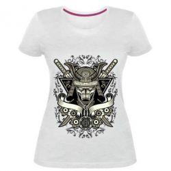 Жіноча стрейчева футболка Samurai