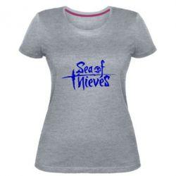 Жіноча стрейчева футболка Sea of Thieves
