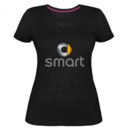 Жіноча стрейчева футболка Smart 2