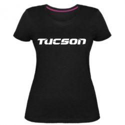 Женская стрейчевая футболка Tucson