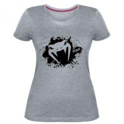 Женская стрейчевая футболка Venum Art