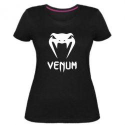 Женская стрейчевая футболка Venum2
