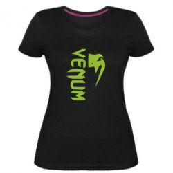 Жіноча стрейчева футболка Venum