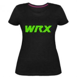 Жіноча стрейчева футболка WRX