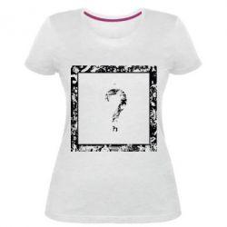 Жіноча стрейчева футболка XXXTENTACION