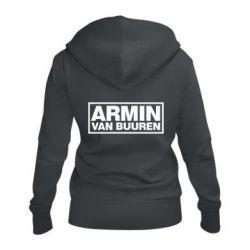 Женская толстовка на молнии Armin
