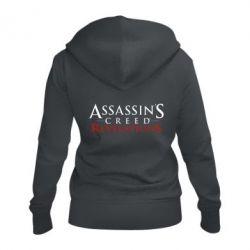Жіноча толстовка на блискавці Assassin's Creed Revelations