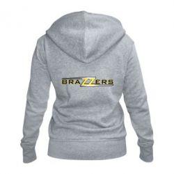 Жіноча толстовка на блискавці Brazzers new