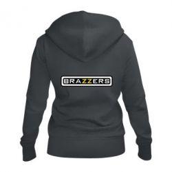 Жіноча толстовка на блискавці Brazzers