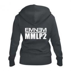 Женская толстовка на молнии Eminem MMLP2