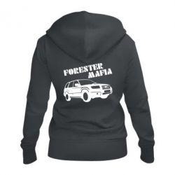 Женская толстовка на молнии Forester Mafia