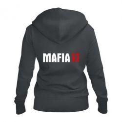 Женская толстовка на молнии Mafia 2