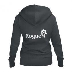 Жіноча толстовка на блискавці Rogue Орда