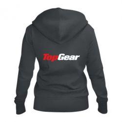 Жіноча толстовка на блискавці Top Gear