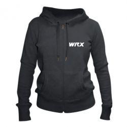 Жіноча толстовка на блискавці WRX