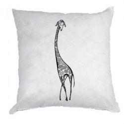 Подушка Жираф Арт