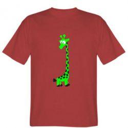 Чоловіча футболка Жираф