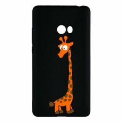 Чехол для Xiaomi Mi Note 2 Жираф